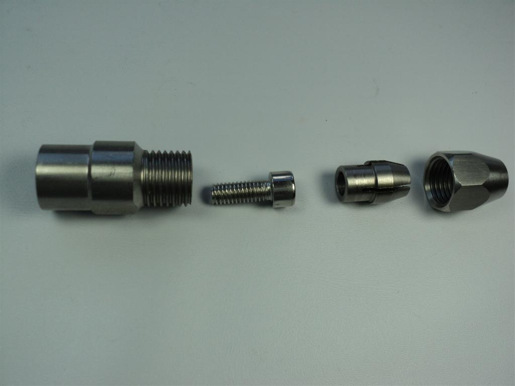 Super Collet 1/4 inch - Click Image to Close