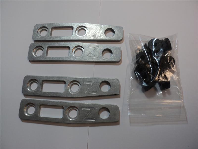 45 Twin Nova Rossi Engine Mount Set- JAE