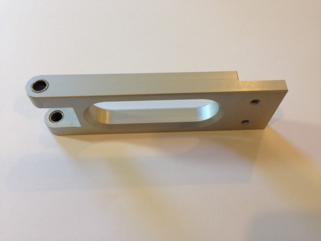 Rudder extension- 4 Inch