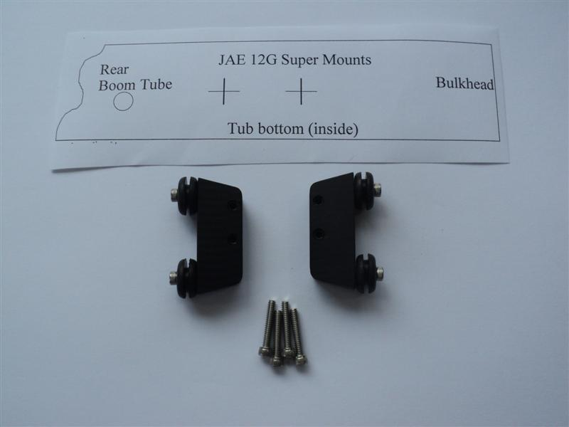 JAE 12G3/ 12G4 Super Mounts