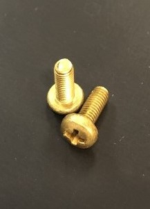 Shear Screws for small Rudders