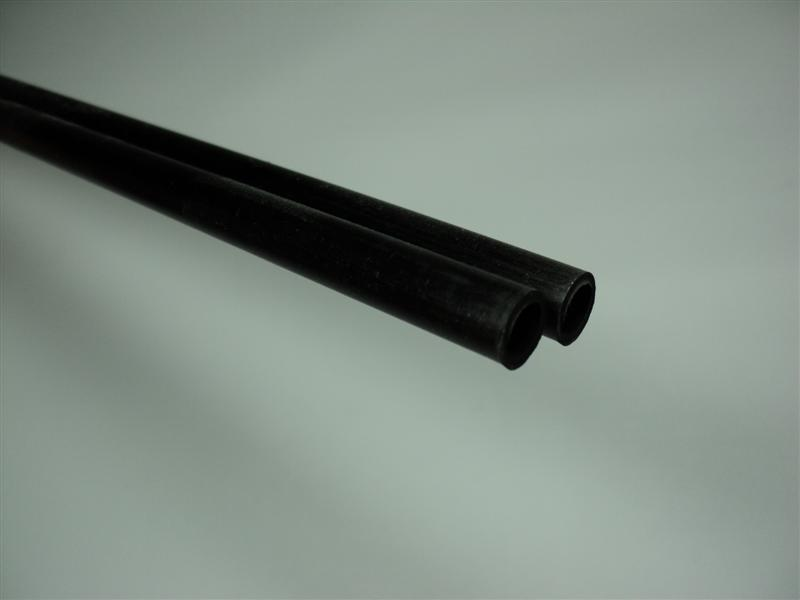 Carbon Boom Tubes 5/16 Inch