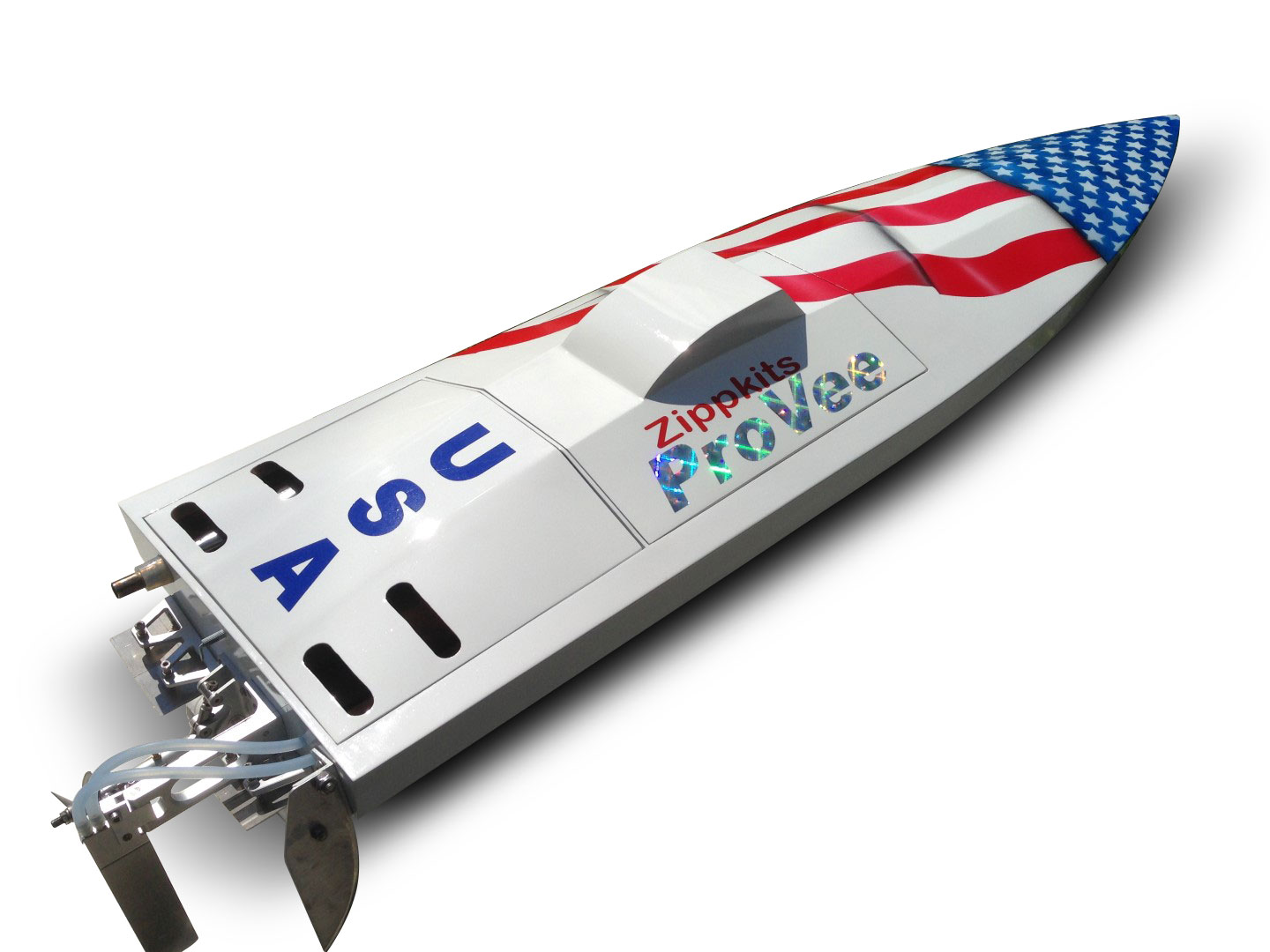 ProVee Race Hull - Click Image to Close