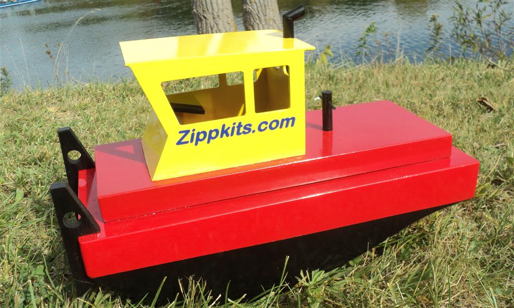 Tug Boat Kits and Accessories