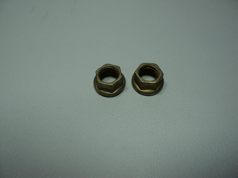 1/4-28 Locking Zuber Prop Nuts