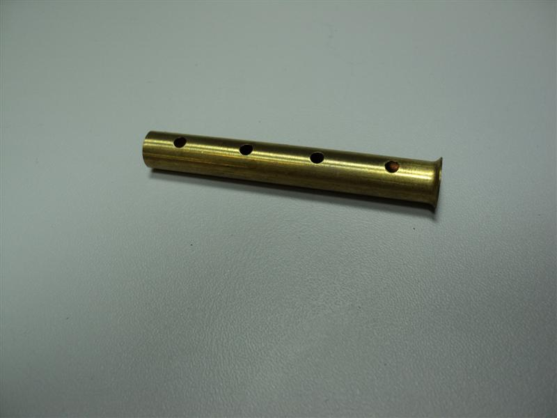 Brass Sleeve Strut Bushing- 1/4