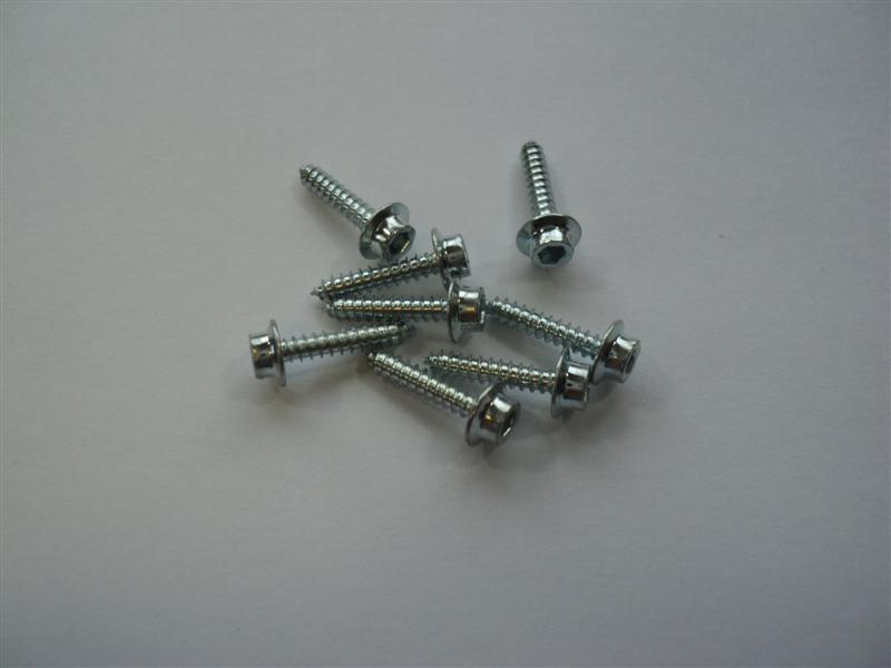 Servo Screws- 7/16 Long