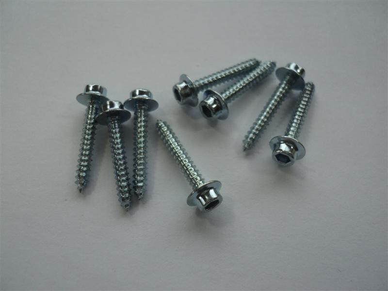 Servo Screws- 9/16 Long