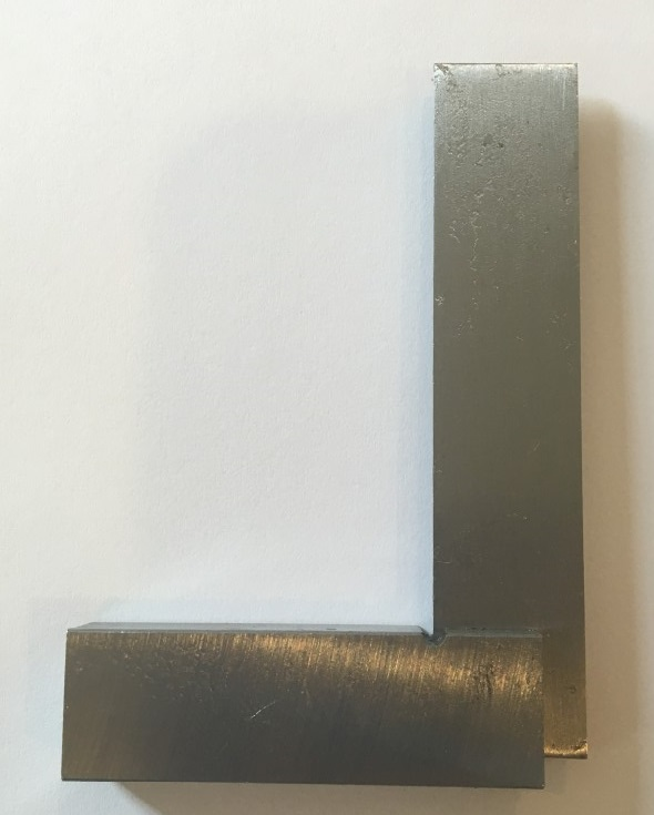 4 Inch Metal Square