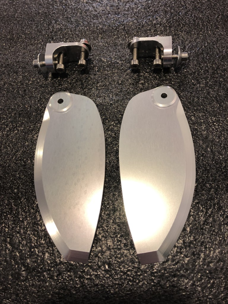 XL Turn Fin Set