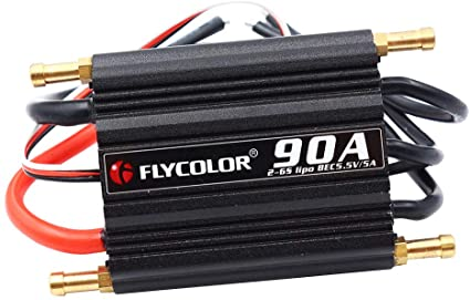 90 Amp Flycolor ESC