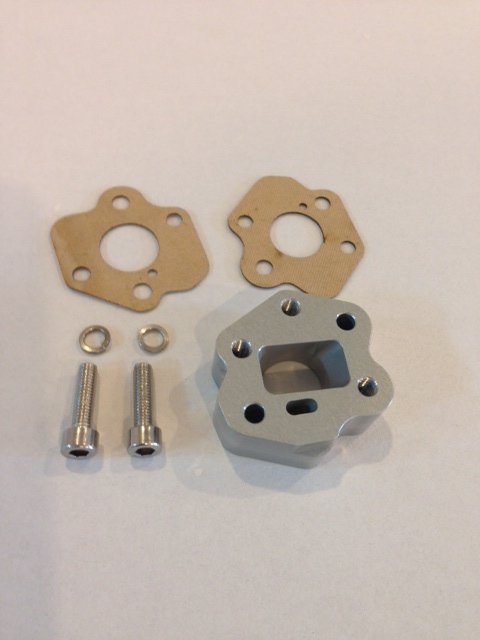 Twister Carb Isolator